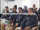 Ary News Attock DPO Attock Israr Ahmad lecture on Forensic science