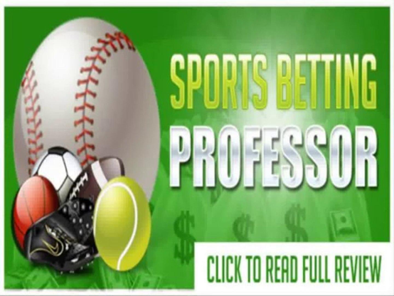Sports betting professor spreadsheet definition sports betting tech