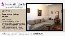 Appartement 1 Chambre à louer - Batignolles, Paris - Ref. 6775