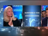BFM Politique: l'interview BFM Business, Arnaud Montebourg répond aux questions d'Hedwige Chevrillon - 06/10