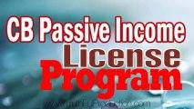 CB Passive Income License Program -- CB Passive Income License Program REVIEW