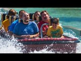 Cedar Point accident: Shoot the Rapids water ride flips over