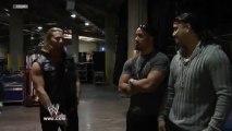 WWE.com Exclusive Curt Hawkins & Tyler Reks interrupt The Usos