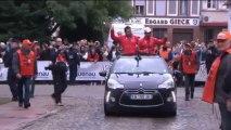 WRC, Alsace - Ogier s'impose, Loeb abandonne