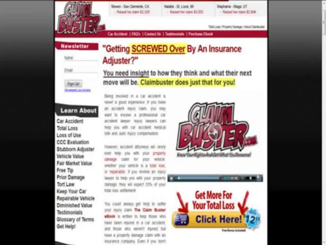 Car Accident Help Book Download..