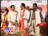 Ramdas Athawale threatens to end alliance with BJP- Shiv Sena - Tv9 Gujarat