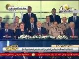كلمة الفنان حسين فهمي في إحتفالية القوات المسلحة بالذكرى الأربعين للسادس من أكتوبر