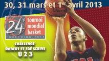Tournoi Mondial de Basket - Tourcoing 2013