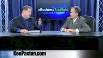 Senator Ken Paxton as Attorney General What to expect on The Business Spotlight TV
