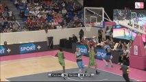 OPEN LFB 2013 - Hainaut Basket / Nantes Rezé - Le résumé