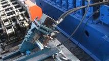 Steel truss machine C&U Purlin Roll Forming Machine Roll Former