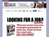 Killer Interview Secrets  75% Commission! Reviews
