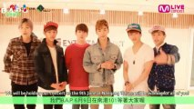 [ENG SUB] B.A.P Say Hello to Taiwanese BABYz