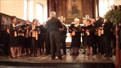 StMartinSurEcaillon, 06/10/2013, concert à l'église organisé par l'association Autour du Clocher - part 1