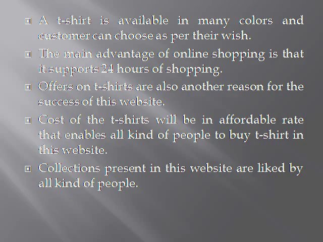 Buy t-shirts for men in India