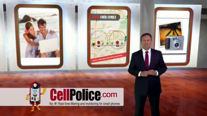 Cell Phone Monitoring Software for Travelers Security