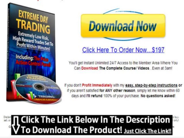 Extreme Day Trading System + Ultimate Forex Trading System