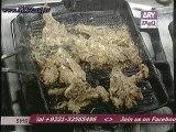 Riwayaton Ki Lazzat by Chef Saadat Siddiqi, Lamb Chops & Mutton Karahi, 7-10-13