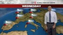European Vacation Forecast - 10/06/2013