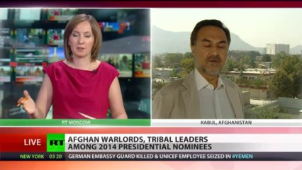 Extreme Elections: Warlords, militia among Afghan pres nominees