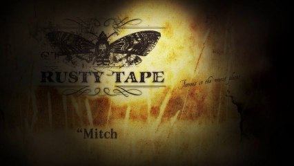 "Rusty Tape - ""Mitch ¤ Banjo version"" Acoustic Session"