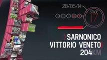 VIDÉO PROMOTIONNELLE DU TOUR D'ITALIE 2014