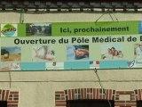 Yonne: une commune embauche des médécins pour lutter contre le désert médical - 07/10