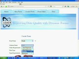 IEEE 2012 DOTNET Data Mining_USHER_Improving Data Quality with Dynamic Forms