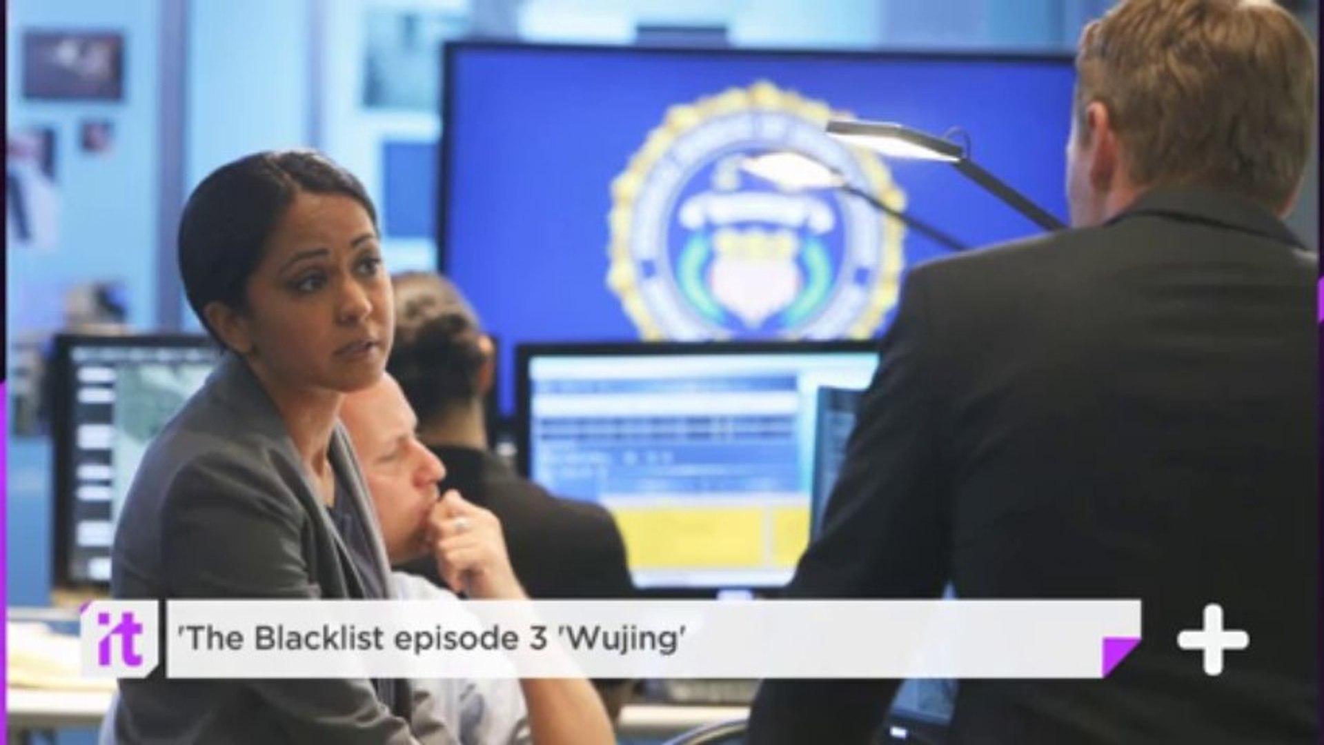'The Blacklist Episode 3 'Wujing'