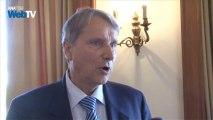 Αισιόδοξος για τις προοπτικές της έρευνας και της καινοτομίας στην Ελλάδα, δηλώνει στο ΑΠΕ-ΜΠΕ ο Χορστ Ράιχενμπαχ