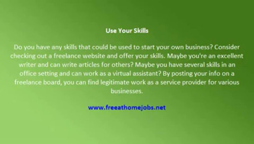 Legitimate Online Jobs – How to Find Legit Online Jobs From Home