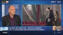 BFM Story: Fabrice Lhomme confirme la fin de l'affaire Bettencourt pour Nicolas Sarkozy – 07/10