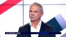 Thierry Lepaon secrétaire général de la CGT invité de La voix est libre sur France 3 Basse-Normandie