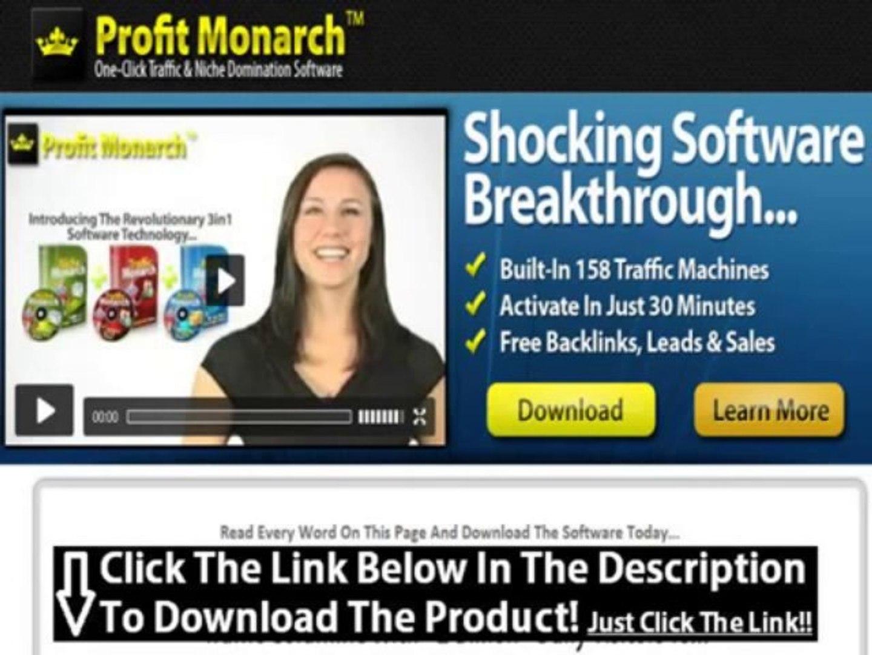 Profit Monarch Software Suite + Profit Monarch 3in1 Software Suite