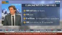 Michael Peters, Euronews, dans l'invité de BFM Business - 11/10