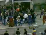 Gp Europa F1 1985: partenza e primi 15 giri.