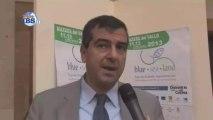 2013-10-11 L'Ass. Regionale Dario Cartabellotta è intervenuto sul problema immigrazione e acque territoriali
