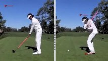 BUBBA WATSON JUMPING FOR MORE DISTANCE...By The Golf Swing Speed Challenge...