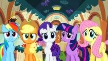 My Little Pony: La Magia de la Amistad - 50-24 - El Misterio en el Tren de la Amistad