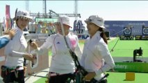 USA hit target for archery history