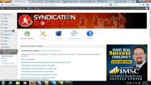 Syndication Rockstar Review
