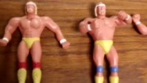 My Wrestling Collection WWF LJN Bendies on Ebay Video 5