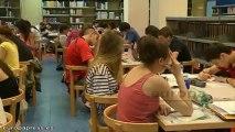 Los españoles, los peores de la UE en lectura y matemáticas