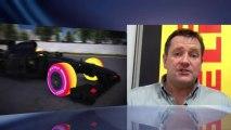 Pirelli: Il commento tecnico di Paul Hembery sul GP di Corea 2013