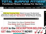 Total Surfing Fitness For Free + Total Surfing Fitness Workout
