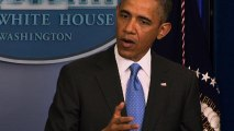 "On Syrian chemical weapons, we need ""the facts,"" Obama says"