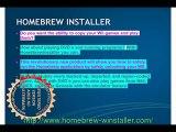 wii homebrew installer,homebrew backup,install wii homebrew