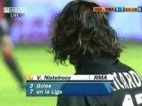 [0-3]  Van Nistelrooy Real Madrid