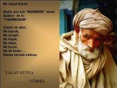 Yalan Dunya ilahi Dinle YALAN DUNYA Gursel Basbaydar