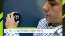 Nest Labs Gets Into Talking Smoke Detectors
